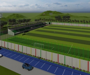 Así será el diseño del nuevo estadio para El Retén.