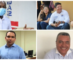Cuatro candidatos aspiran a la rectoría de la Universidad del Magdalena.