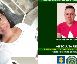 El feminicidio ocurrió en la zona rural de El Banco.