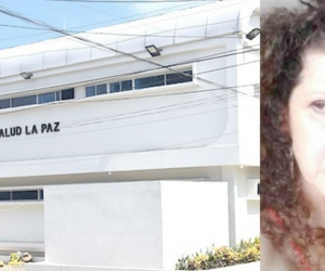 Martha Eugenia de Jesús Meneses Salcedo llegó sin vida al centro de salud.