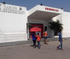 Camino Santa María.