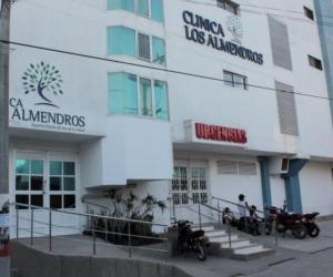 Las víctimas fallecieron en la Clínica Los Almendros.
