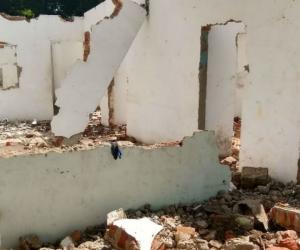 Imagen de ilustración - demolición de viviendas en la calle 30.