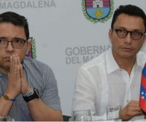 El exalcalde Rafael Martínez es uno de los investigados en el proceso.