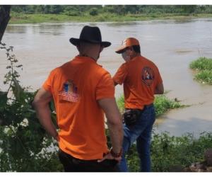 Gobernación mantiene alerta roja en 15 municipios cercanos al río Magdalena.