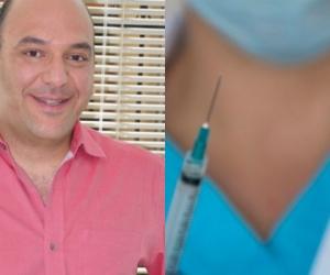 Salman Habib, médico científico.