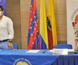 Posesión de Pablo Vera Salazar.
