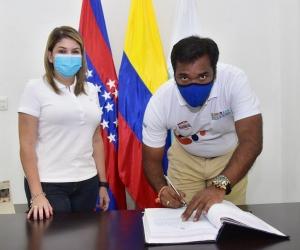 Carlos Páez, nuevamente encargado de la Essmar.