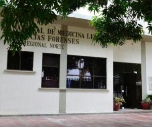 El cuerpo de la víctima fue llevado a Medicina Legal.