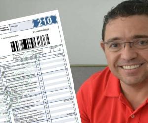 Rafael Martínez finalmente publicó su declaración de rentas del año 2019.