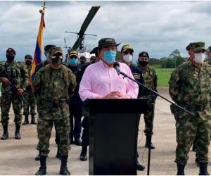 Las 130 mil hectáreas erradicadas se traducen en una afectación de cerca de 301 millones de dólares a las organizaciones del narcotráfico.