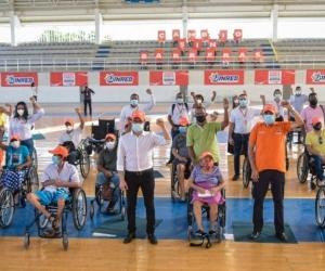 En total se inscribieron 75 aspirantes, de 16 municipios del Magdalena, incluyendo el distrito de Santa Marta.