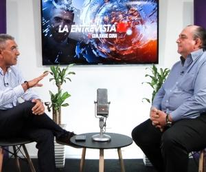 La Entrevista de Jorge Cura con el abogado Alfonso Camerano.