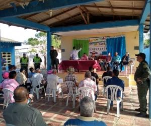 La jornada se llevó a cabo en el corregimiento de Concepción, jurisdicción de Cerro San Antonio.