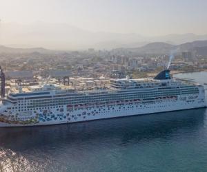 Crucero Norwegian Gem en Santa Marta