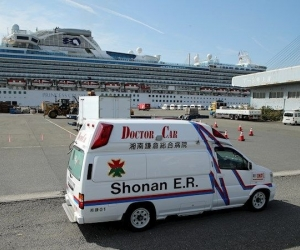 Crucero en cuarentena