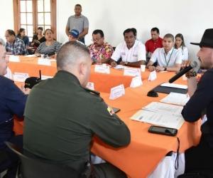 Consejo Municipal para la Gestión del Riesgo de Desastres.