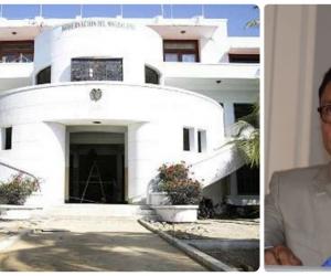 Criticaron a Carlos Caicedo por no haber contratado la vigilancia de la Gobernación.