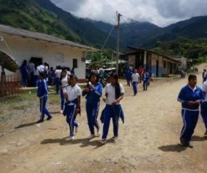 Resguardo de Tacueyó, en el Cauca