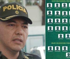 Las autoridades se encuentran tras la pista de 67 alias.