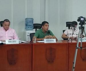 La proposición para citar al director del Inred fue presentada por el concejal David Palacio.