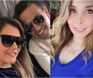 Dayana Jaimes y la supuesta amante de Martín Elías