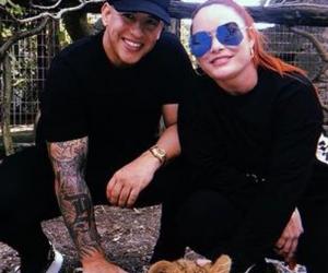 Daddy Yankee y Mireddys González
