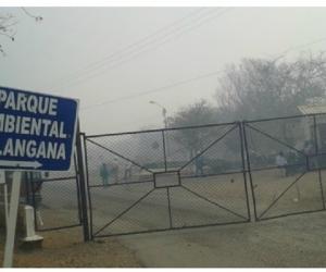 Relleno sanitario de Palangana (Bondigua).
