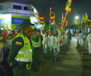 Noche de Guacherna en Barranquilla