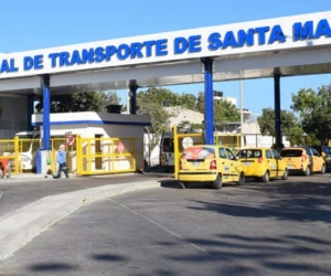 Terminal de Transporte de Santa Marta