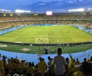 Estadio Metropolitano de Barranquilla.