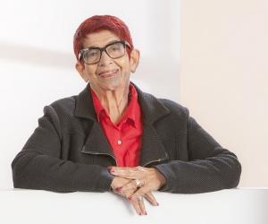Ana María Joel Bernal, candidata del Magdalena al Premio Cafam a la Mujer
