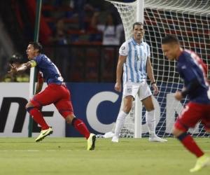El único gol del compromiso lo marcó Andrés Ricaurte, al minuto 16.