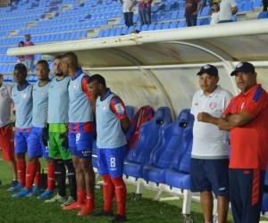 El equipo 'bananero' actuará con un equipo alterno ante los capitalinos.