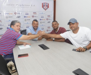 El acuerdo permitirá que los talentosos de Fundación se prueben en el Unión Magdalena.