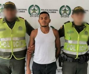 Moisés Enrique García Jiménez, de 29 años.