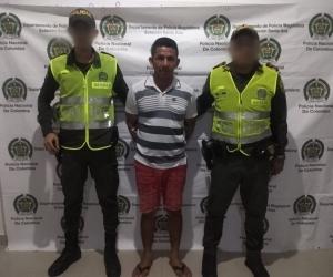 Einer Herrera Atencio, capturado