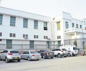 Hospital San Cristóbal de Ciénaga