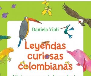 Libro 'Leyendas Curiosas Colombianas'