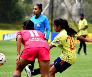Selección Colombia Femenina sub 20.