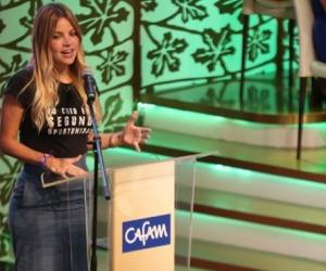 Johana Bahamon, elegida Mujer Cafam 2020