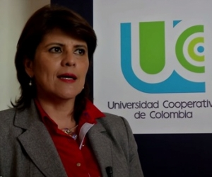 Maritza Rondón, directora de la UCC.