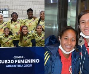 La Selección Colombia avanzó a la fase final del Suramericano.