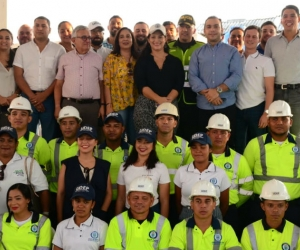 Evento de relanzamiento de la Udep en Santa Marta.