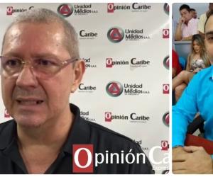 Víctor Rodríguez y Carlos Elías Robles.