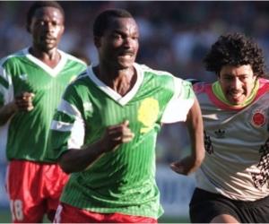 El hecho se registró en el Mundial de Italia 90.