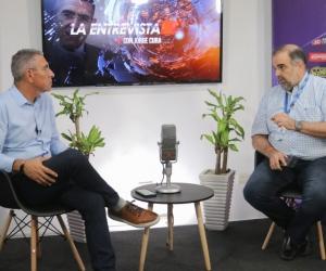 La Entrevista de Jorge Cura con el director de la clínica de la Universidad del Nortes.