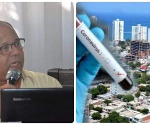 Reporte del secretario de Salud, Jairo Romo.