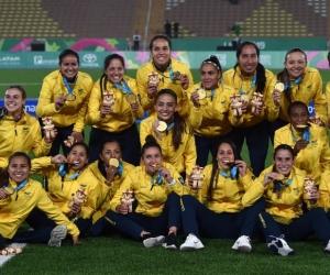 La 'Tricolor' ganó en su última participación la dorada panamericana.