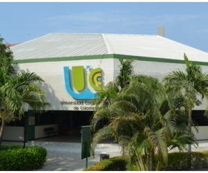 Sede de la UCC en Santa Marta.
